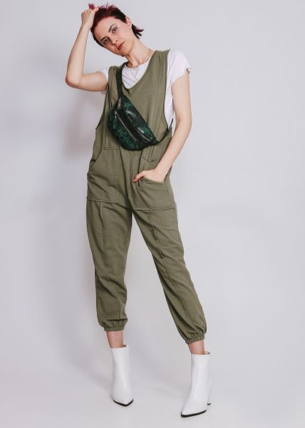 Chilliger Jumpsuit, khaki
