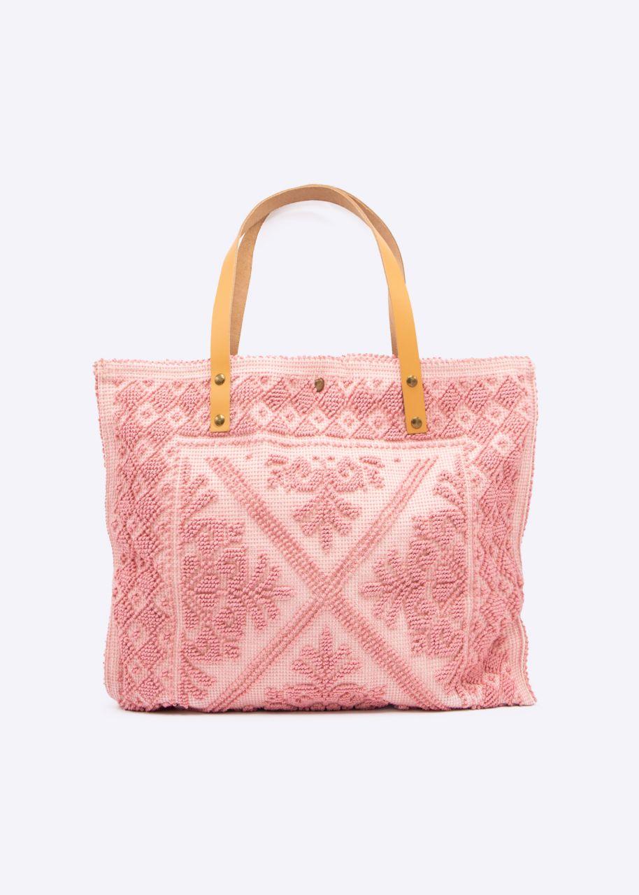 Shopper, pink