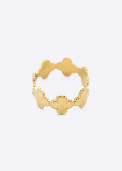 Ring, gold