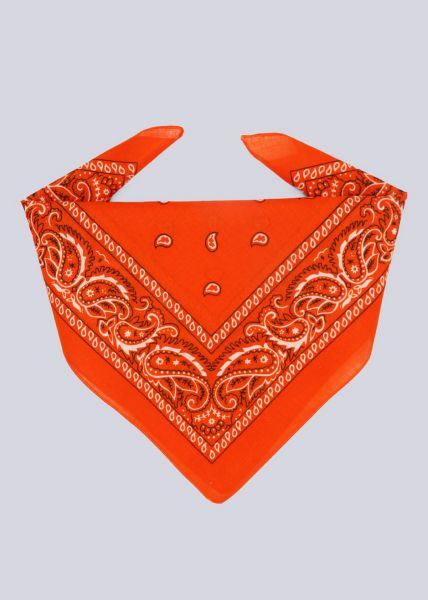 Bandana, orange