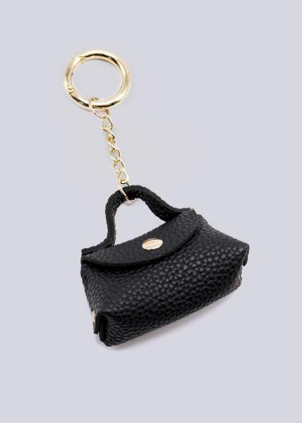 Anhänger Tasche, schwarz