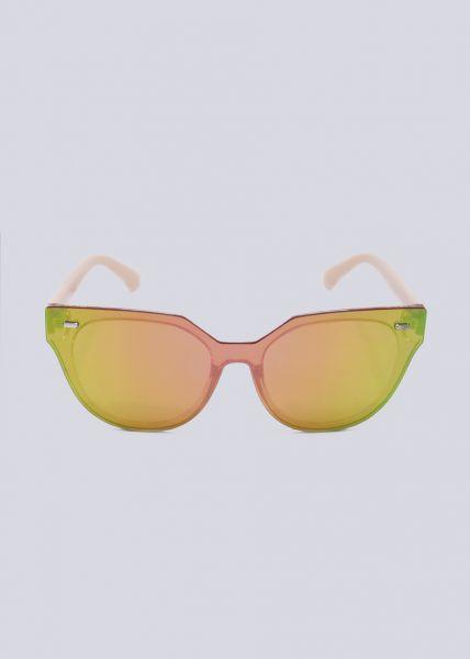 Sonnenbrille, rosa