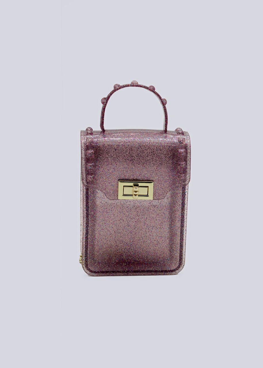 Mini-Bag, rosa