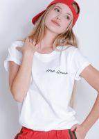 """T-Shirt """"Nap Queen"""", weiß"""