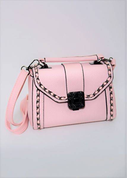Mini-Umhängetasche, rosa