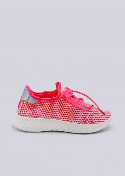 Sneaker, pink