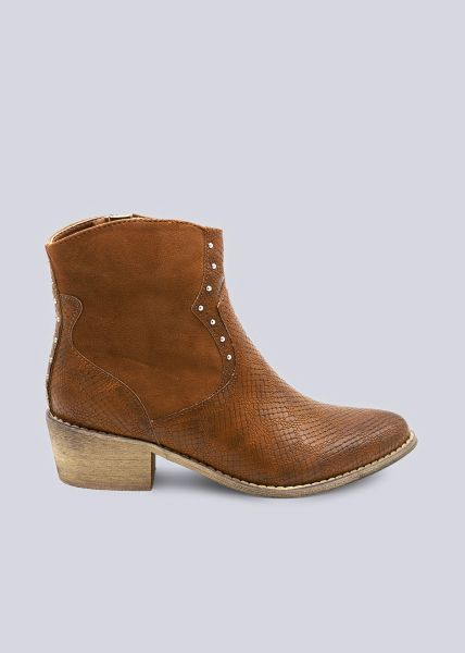 Western-Boots, camel