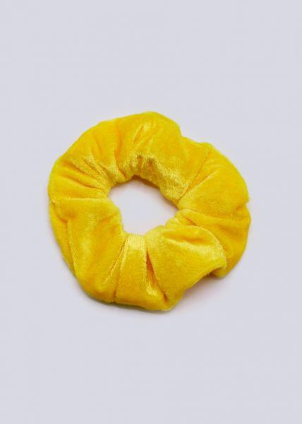 Scrunchie, gelb