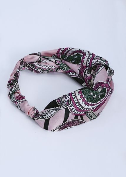 Haarband mit Ornamenten