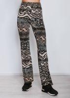 Leggings in Snake-Print