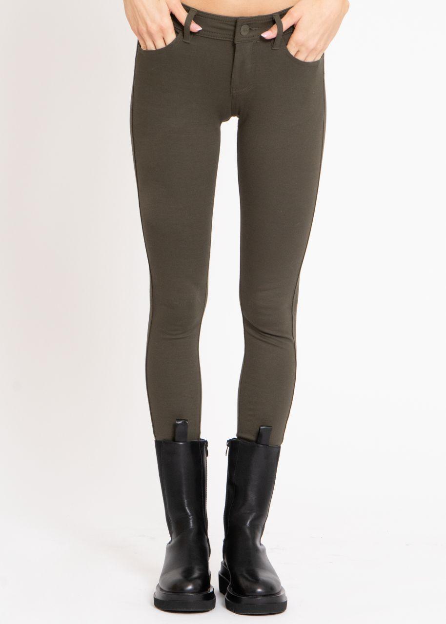 Leggings, khaki