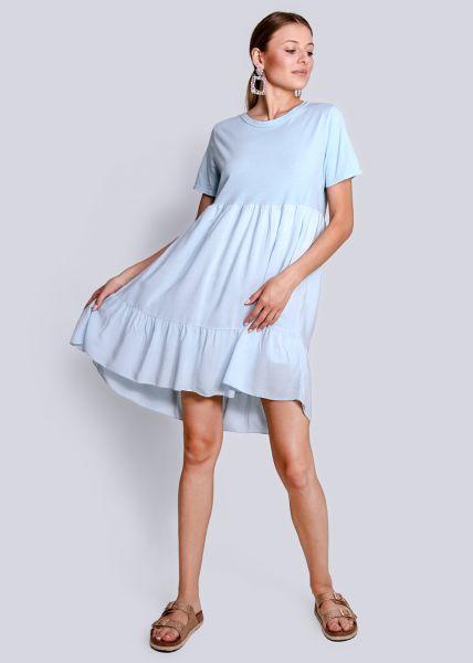Kleid, hellblau