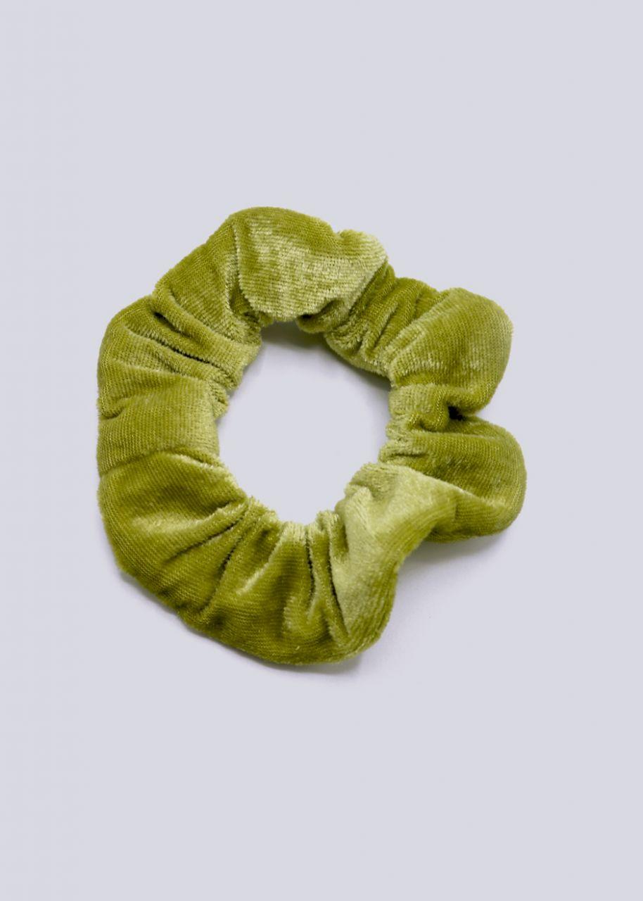 Scrunchie, hellgrün