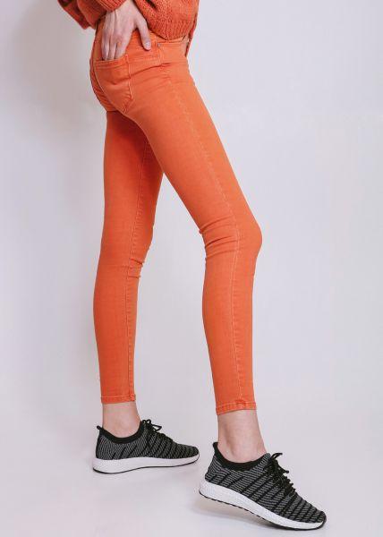 Skinny Jeans, orange