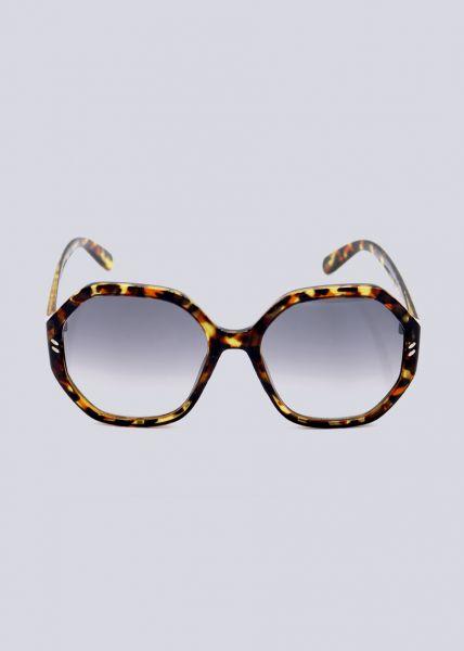 Große Sonnenbrille, Leo