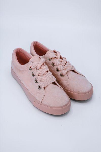 Sneaker, rosa