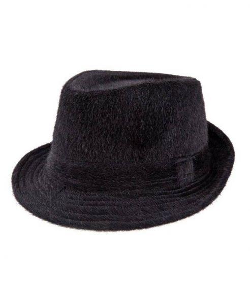 Hut, schwarz