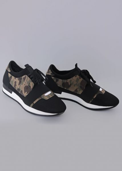 Sneakers, Camouflage