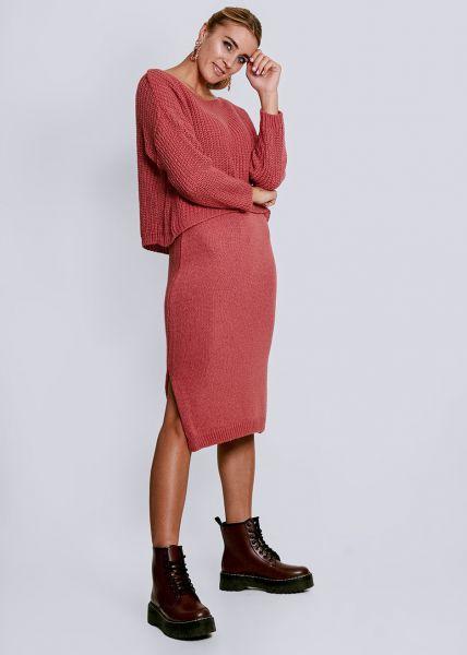 Strick-Kleid, hummer