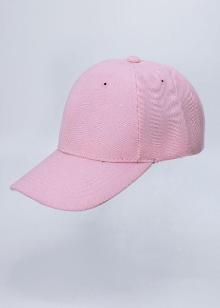 Baseball-Cap, rosa