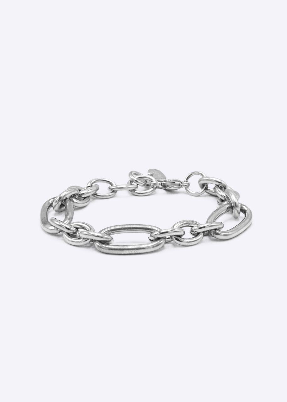 Armkette, silber