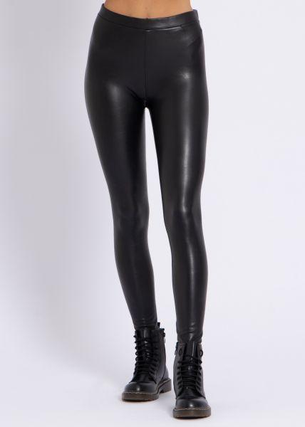 Thermo-Leggings, schwarz
