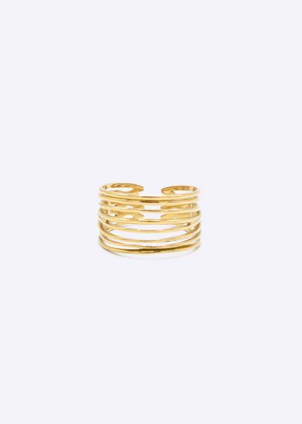 Filigraner Ring, gold