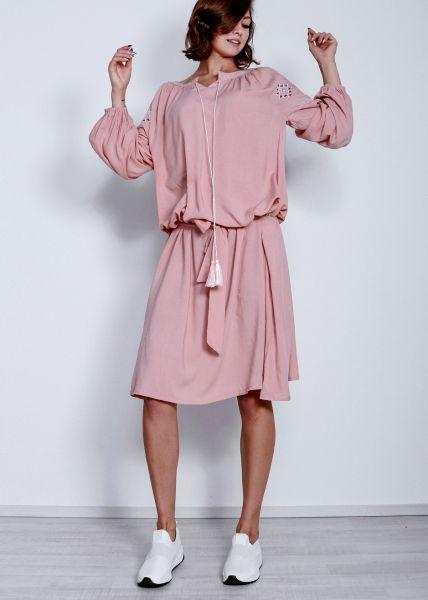 Kaftan-Kleid, rosa