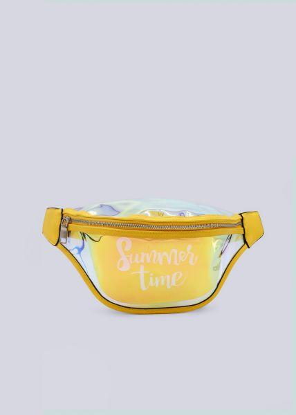 Gürteltasche, gelb