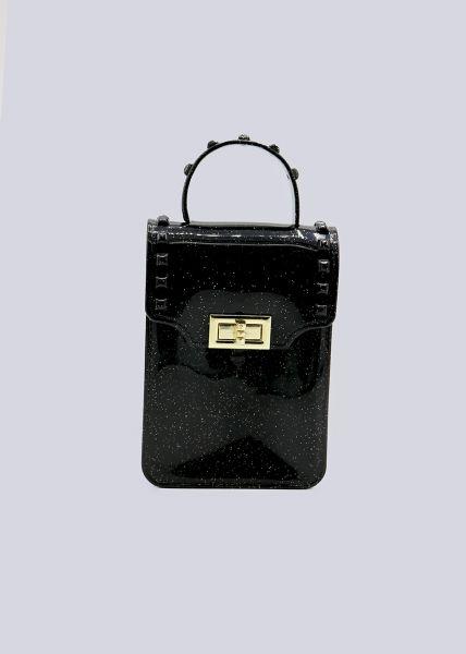 Mini-Bag, schwarz