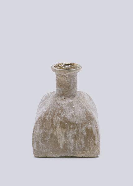 Kleine Vase, beige