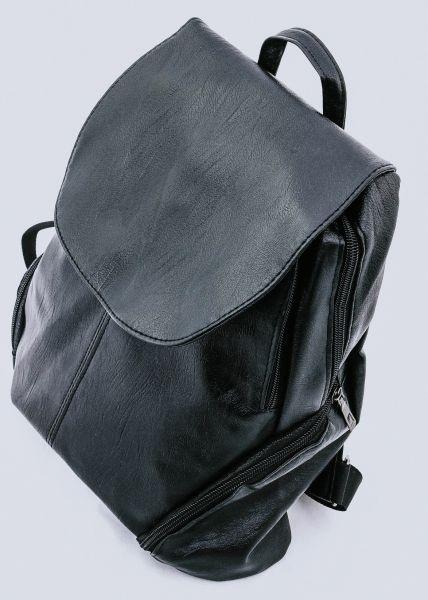 Rucksack, schwarz