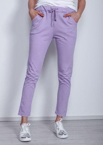 Lounge-Pants, flieder