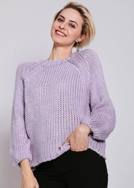 Pullover, flieder