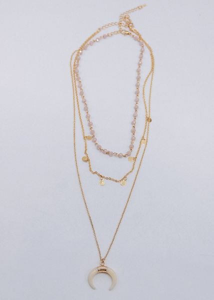Layer Kette, gold