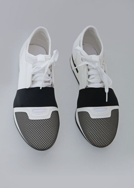Sneakers, weiß