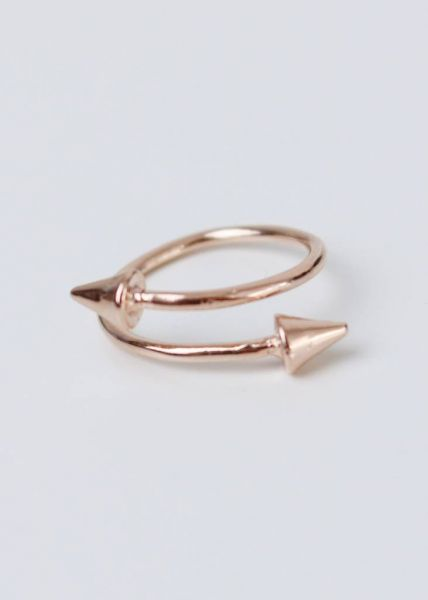 Ring, rosegold