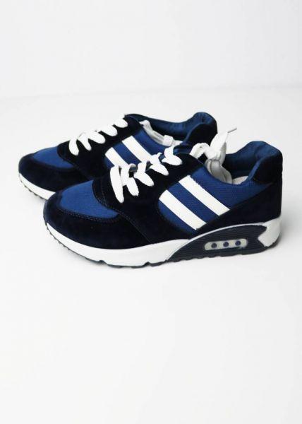 Sneaker, blau