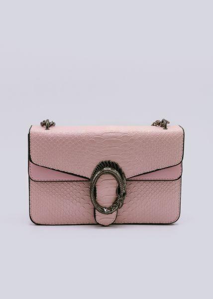 Kroko-Bag, rosa