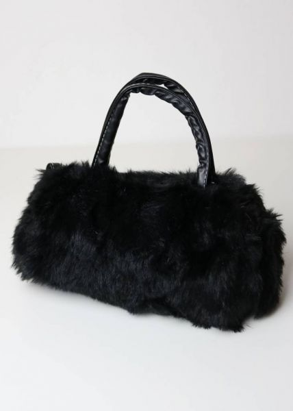 Fake-Fur Minibag