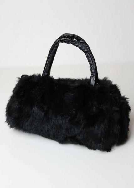 Fake-Fur Minibag