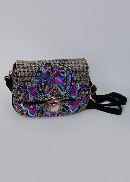 Bestickte Mini-Tasche