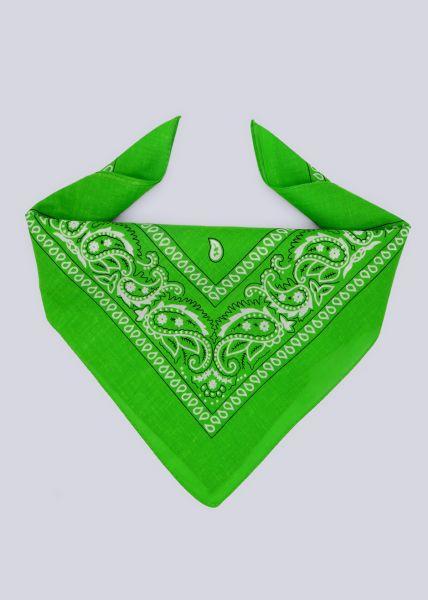 Bandana, grün