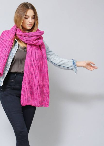 XXL-Schal, pink