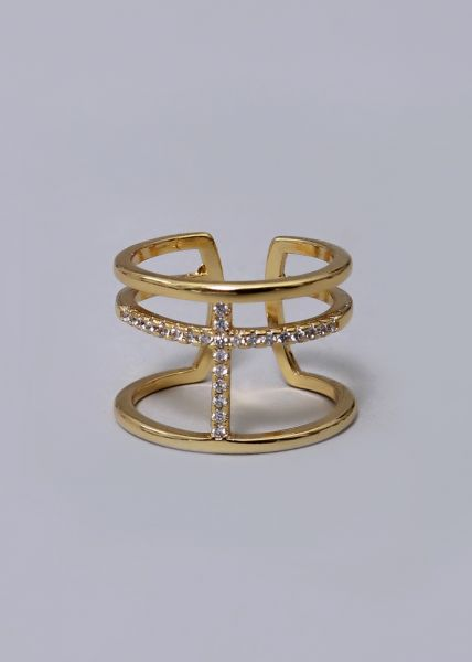 Ring, gold