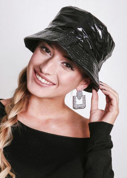 Bucket Hat, schwarz