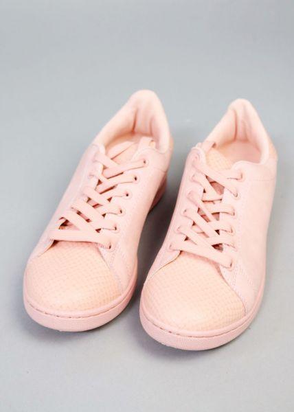 Low Sneaker, rosa